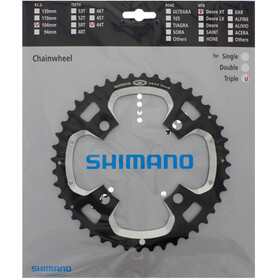 Shimano Deore XT-M770 Chainring black